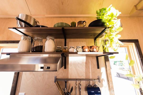 farallon from the tumbleweed tiny house company - Tumbleweed Tiny House Interior