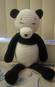 http://www.ravelry.com/patterns/library/crocheted-bear--panda-