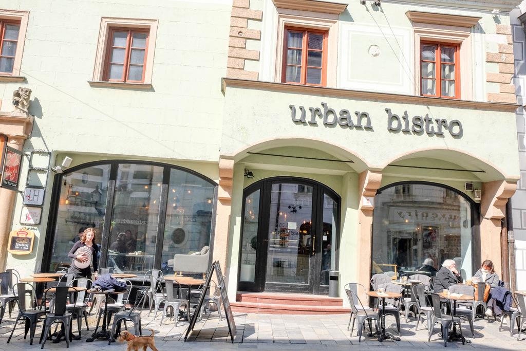Urban Bistro, Bratislava, Slovakia