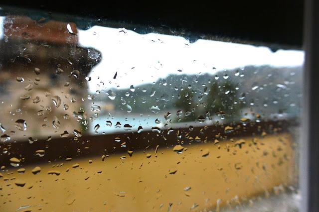 la pioggia