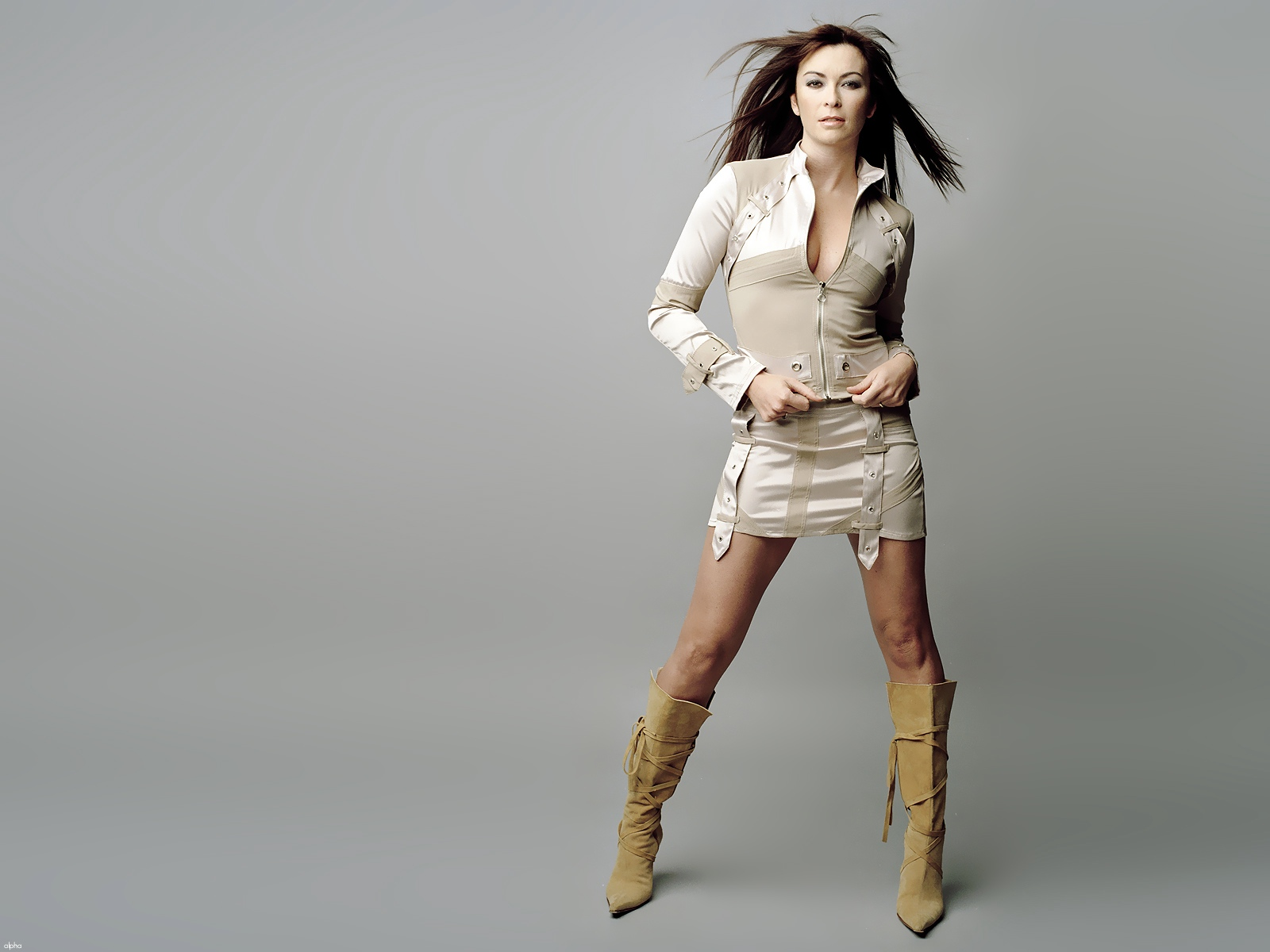 Nude glamour model portfolio