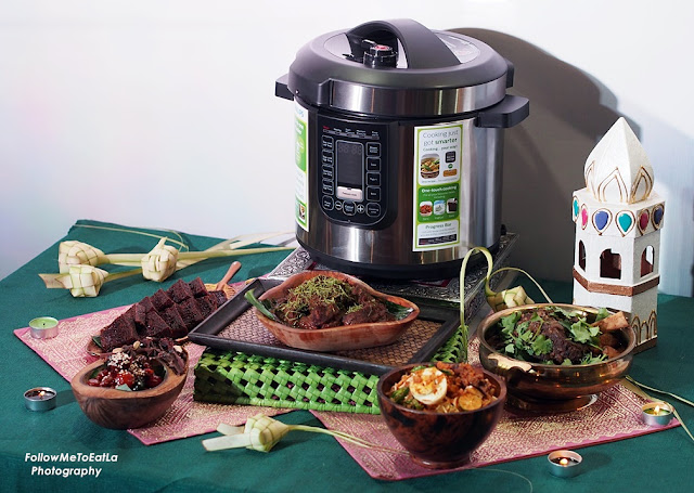 The Philips New Generation All-In-One Pressure Cooker