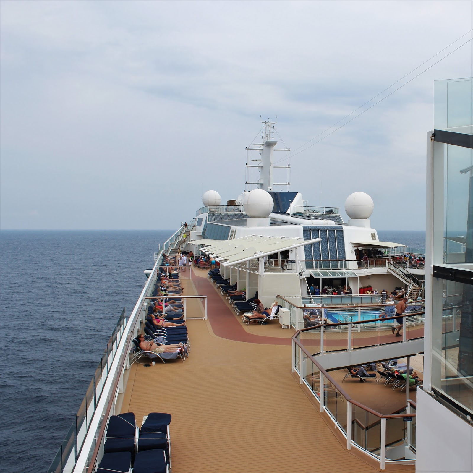 Honeymoon Celebrity Equinox The Ship