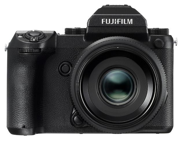 Fotografia della Fujifilm GFX 50S