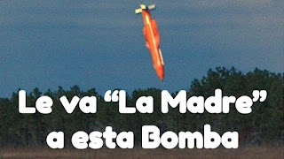 Estados Unidos lanza bomba de 10 toneladas