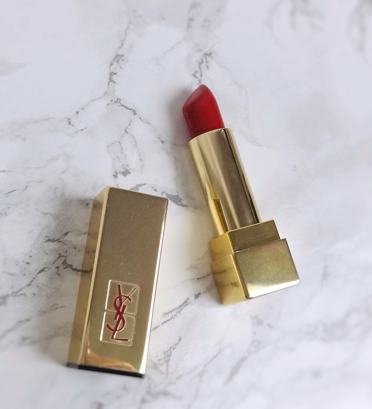 YSL Rouge Pur Couture 55 Rouge Anonyme