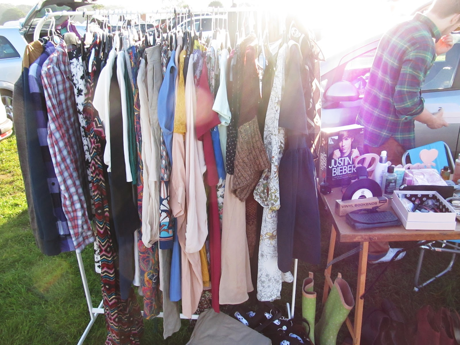 Wetherby Car Boot Sale