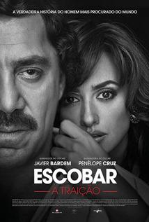 Escobar: A Traição - Dublado