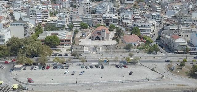 Ηγουμενίτσα: Ανάγκη συντήρησης του πάρκινγκ απέναντι από την εκκλησία