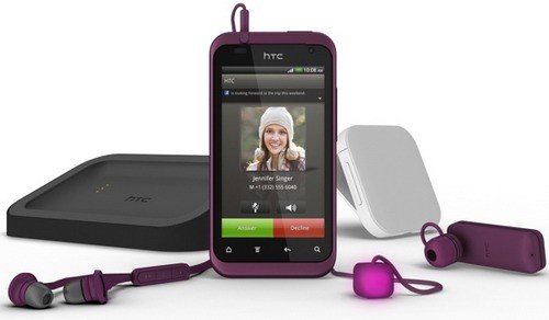 HTC Rhyme + accessories for Verizon Wireless announced