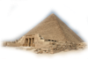 The Great Pyramid of Giza Transparent