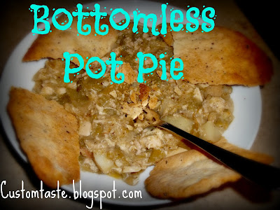 Bottomless Pot Pie by Custom Taste