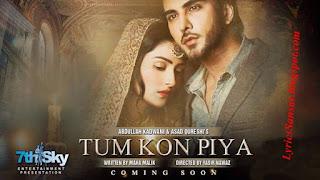 Tum Kon Piya - Rahat Fateh Ali Khan