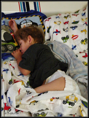 sleeping in huggies
