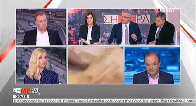 """Γ. Μανιάτης: """"Οι ΣΥΡΙΖΑΝΕΛ, μια κυβέρνηση ασπόνδυλη, πολιτικός χαμαιλέοντας"""""""