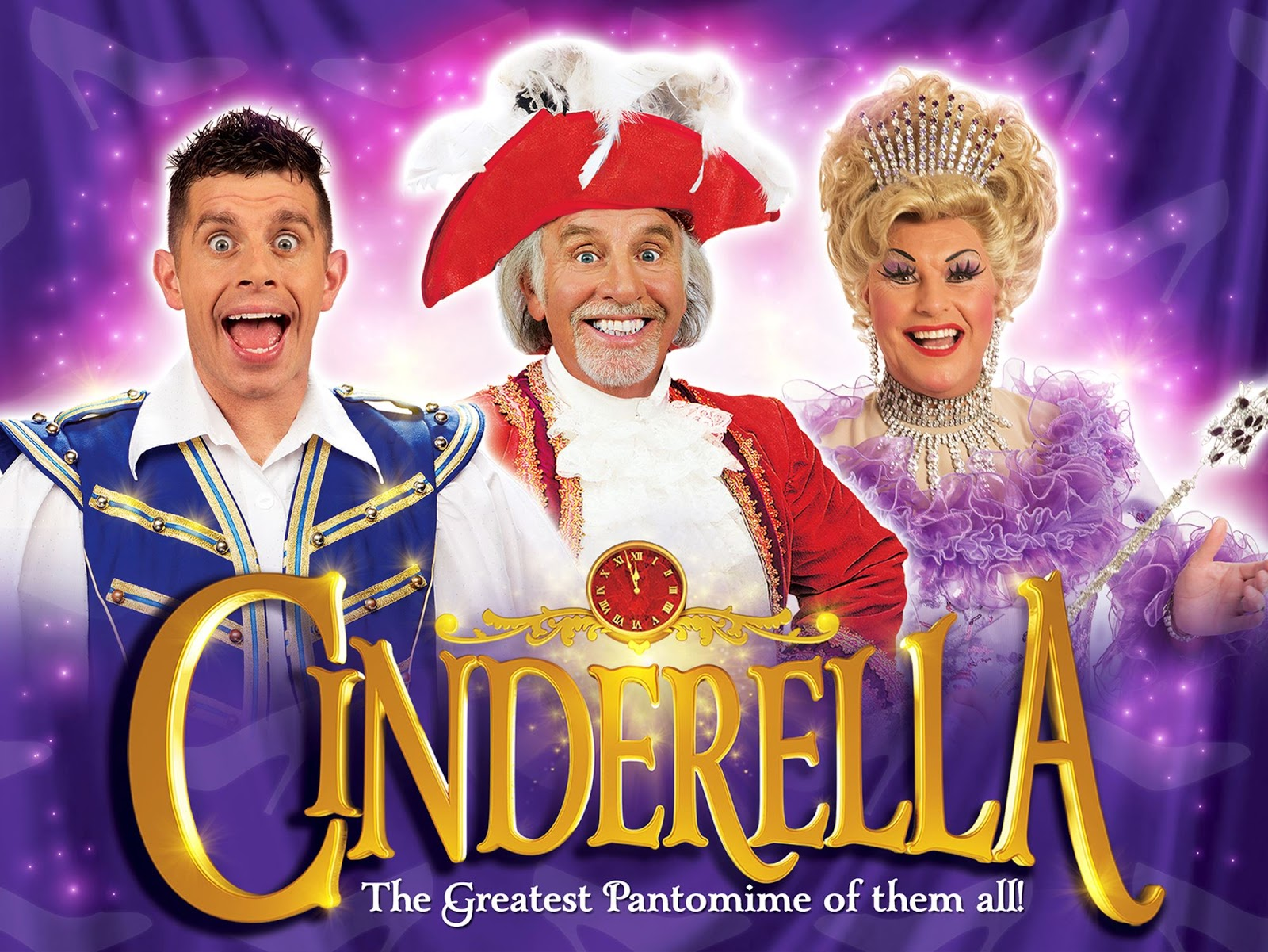 A guide to the best pantomimes in the North East 2016 - Cinderella at Theatre Royal Newcastle
