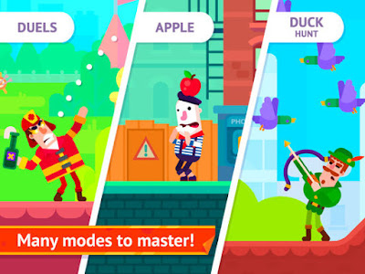 Game Bowmasters Mod Apk