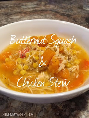 stew, chicken, butternut squash, corn, soup, crockpot, recipes, easy, dinner, delicious, whole 30, clean eating, healthy