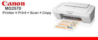 Download driver Printer Canon MG2570