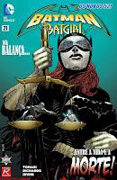 Os Novos 52! Batman e Robin #21