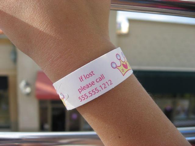 Medical Alert Bracelet >> Debras Dollars It Just Makes Cents!: TigTagz ID Wristbands for kids Review