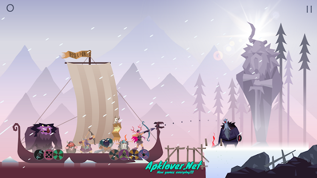 Vikings An Archer Journey MOD APK