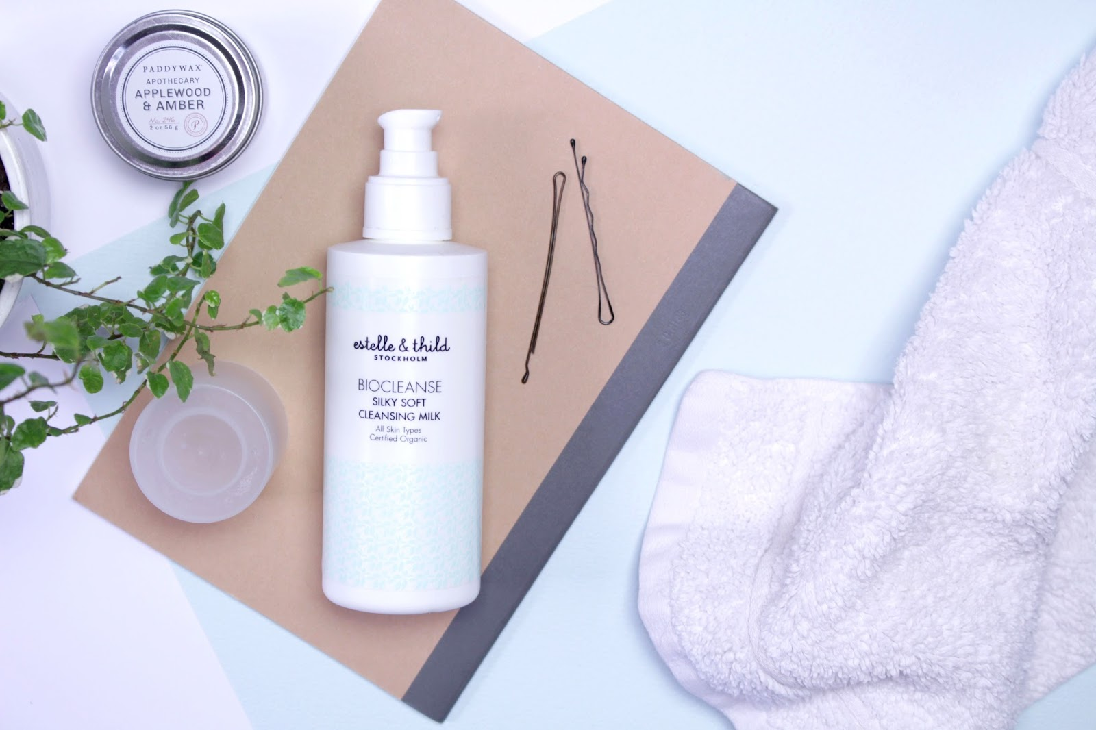Silky Soft Cleansing Milk Estelle & Thild