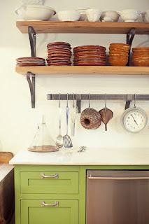 How To Decorate A Rustic Kitchen Easily And Simply For Your Modern Home
