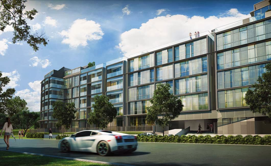 Guillemard Suites New Development At Geylang Singapore