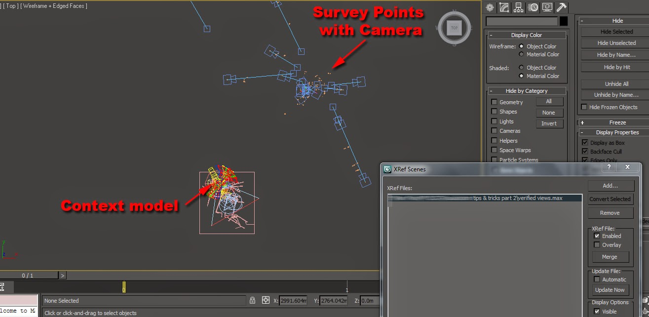 how to create a vr in 3ds max