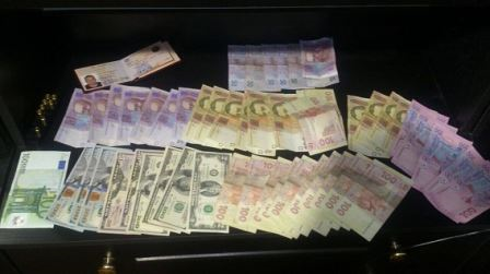 Рекет, гроші