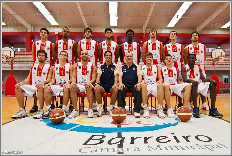 Liga basquetebol