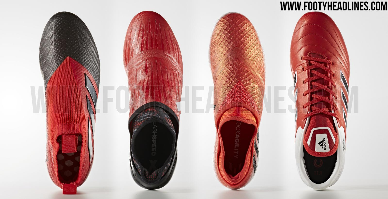 ce7b7c312 Adidas Red Limit Pack