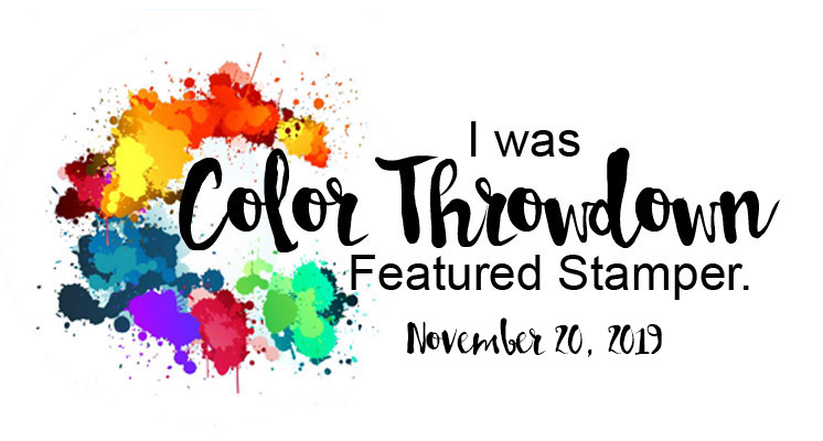Color Throwdown Winner