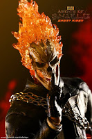 """Preview de Ghost Rider """"Agents of S.H.I.E.L.D"""" - Hot Toys"""