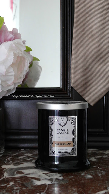 avis Barber Shop de Yankee Candle, avis yankee candle, blog bougie, candle review, scented candle, bougie parfumee
