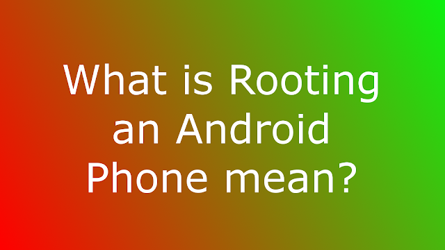 Rooting an Android Phone Image