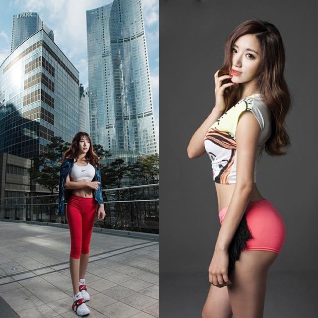 Ye Jung Hwa - hot girl yoga korea