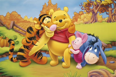 1 Wallpaper Gambar Gambar Kartun Lucu Winnie The Pooh O