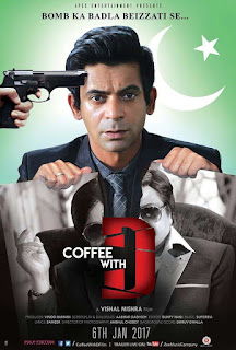 Coffe With D Movie First Look Poster