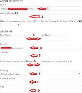 Mendaftarkan blog ke Bing webmaster tool
