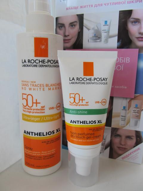 Серія Anthelios XL від La Roche-Posay