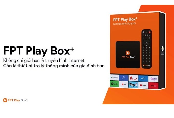 FPT Play Box plus +