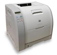 HP Color LaserJet 3500 Driver