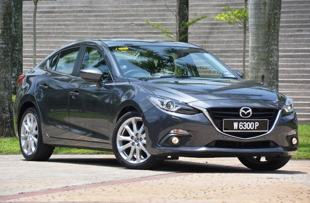 Mazda 3 High Spec With 18 Inch Alloy Rims
