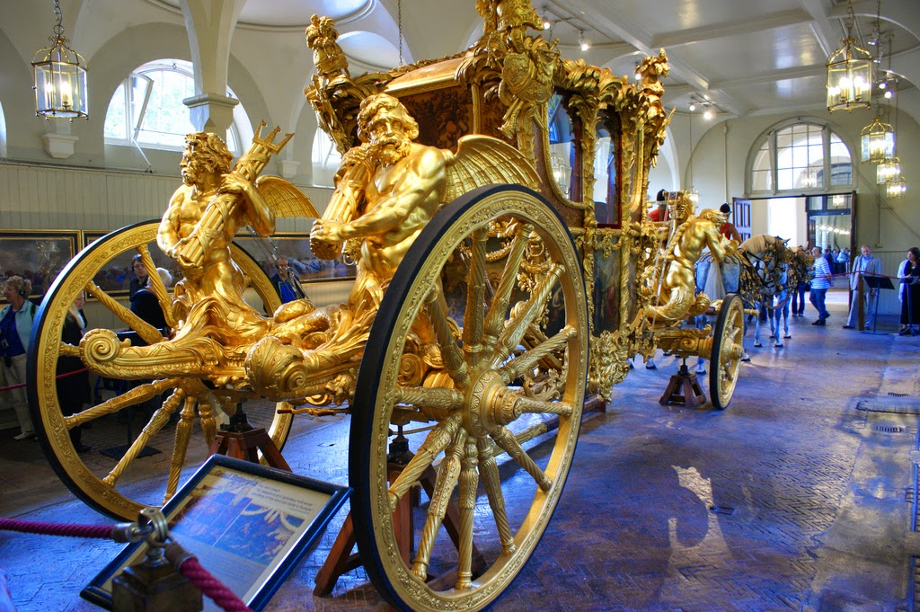 Royal Mews, London