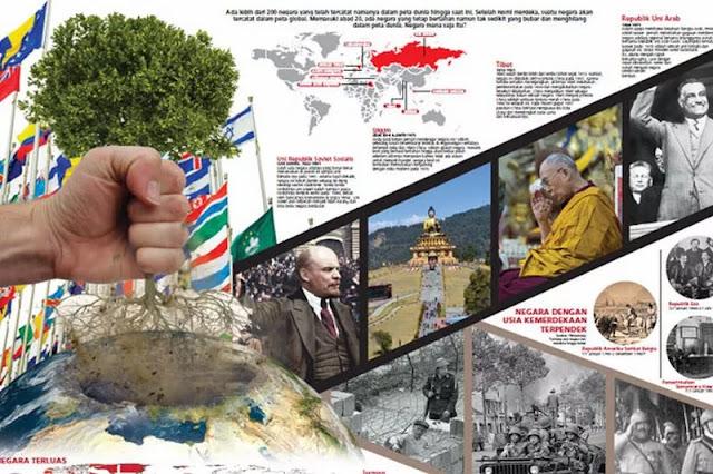 Negara-Negara yang Dulu Berjaya Akhirnya Bubar