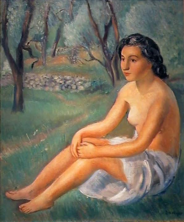 Por Amor Al Arte Joaquím Sunyer I Miró 1874 1956