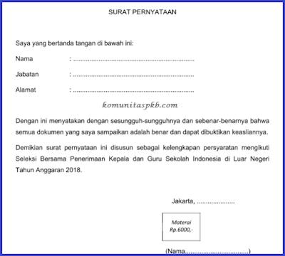 Tata Cara Pendaftaran Seleksi Calon Kepala Sekolah dan Guru di Sekolah Indonesia Luar Negeri Tahun 2018