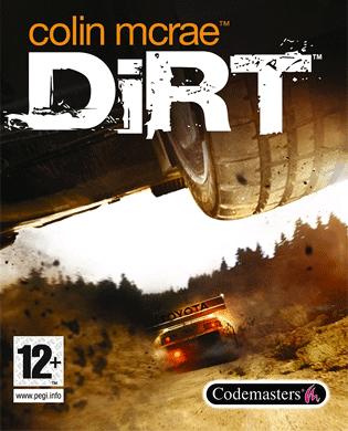 Colin McRea Dirt Rally Video Game